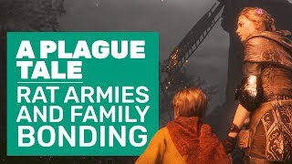 A Plague Tale Is About Love And Flesh Eating Rats | Plague Tale Review