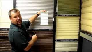 Cellular  Honeycomb  Shades Explained By 3 Blind M