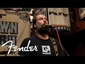 """watch he video of Built To Spill Perform """"Nowhere Nothin' Fuckup""""   Fender"""