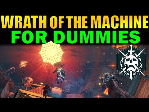 wrath of the machine quest