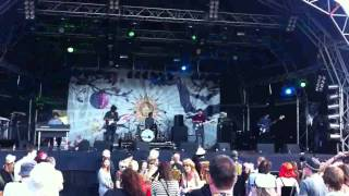 The Stagger Rats - Shasta Cascade Live @ Wickerman Festival 2011