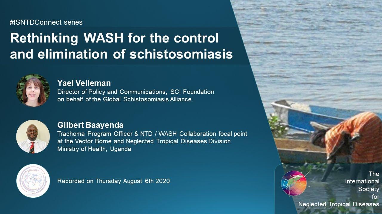 schistosomiasis beteg