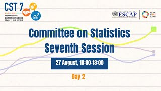 Committee on Statistics, Seventh Session