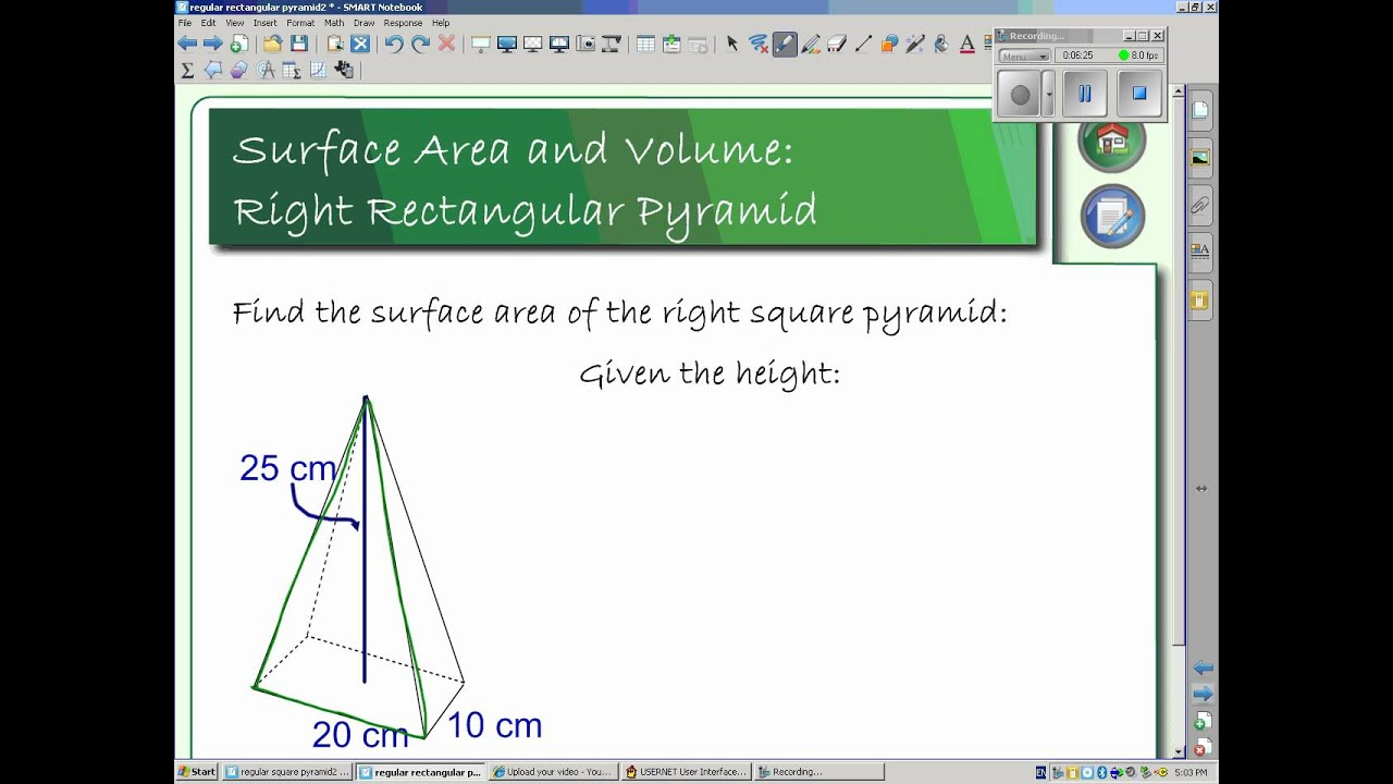 How To Calculate The Surface Area Of A Rectangular Prism (with Examples)  Volume