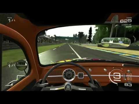 Forza 5 - VW Beetle Wheelie @czlowiczek