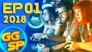 GGSP is back for 2018! Meet the new host! Plus Dandara & Dragon Ball Fighter Z Reviews | Ep 1 | 2018