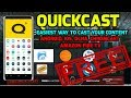 🔴QuickCast - Best Free Casting app of 2018 - Stream directly to Android, Apple, Smart Tv and More!!