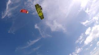 Kitesurfing - Jastarnia & Rewa Mew 2017