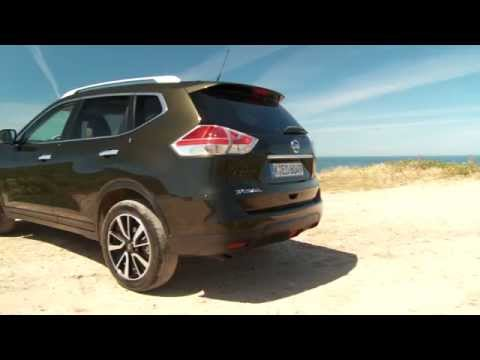 New Nissan X-Trail Preview in Olive Colour | AutoMotoTV