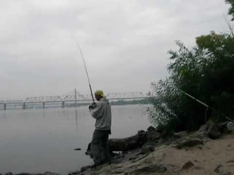 комсомольск на днепре рыбалка