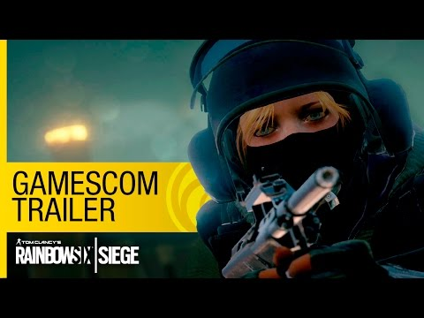 Tom Clancy's Rainbow Six Siege Official – Gamescom 2015 Trailer [US]