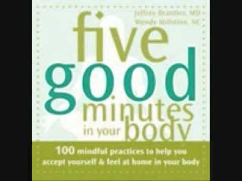 """Dr. Jeffrey Brantley Interview """"Five Good Minutes in Your Body"""" with Doug Miles WSLR Radio"""