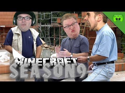 BAUGENEHMIGUNG VON MEISTER PIET UND LAKAI SEP 🎮 Minecraft Season 9 #27