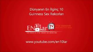 Dünyanın En İlginç 10 Guinness Sex Rekorları