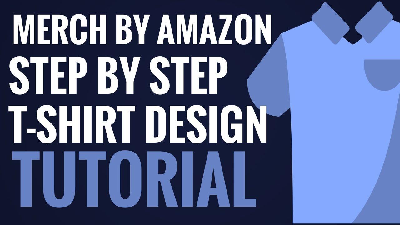 a8873f6ed Merch By Amazon Full Tutorial Part 1 - YouTube