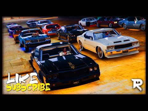 GTA V CAR MEET [CLEAN] PS4 - JOIN RELIABLE TODAY!