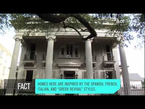 AOL Travel: How to Tour the Garden District & Uptown in New Orleans