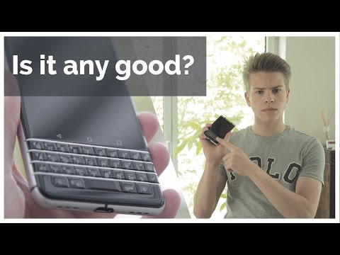 BlackBerry KEYone KEYboard REVIEW & Tips n Tricks!