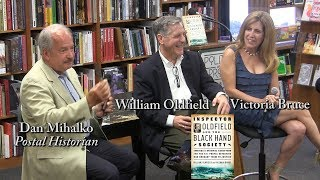 "William Oldfield and Victoria Bruce, ""Inspector Oldfield and the Black Hand Society"""