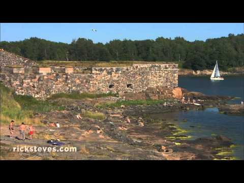 Helsinki, Finland: Suomenlinna Island and Fortress