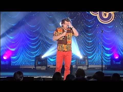 Milton Jones - ABC2 Comedy Up Late 2014 (E7)