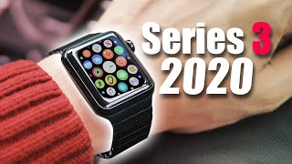 Apple Watch Series 3 Review With WatchOS 6 - IS IT REALLY WORTH IT?