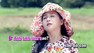 Ghen Chồng Karaoke - Lê Như & Lê Sang