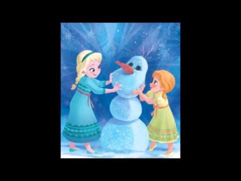 Frozen la reine des neiges je voudrais un bonhomme de - Bonhomme de neige decoration exterieure ...
