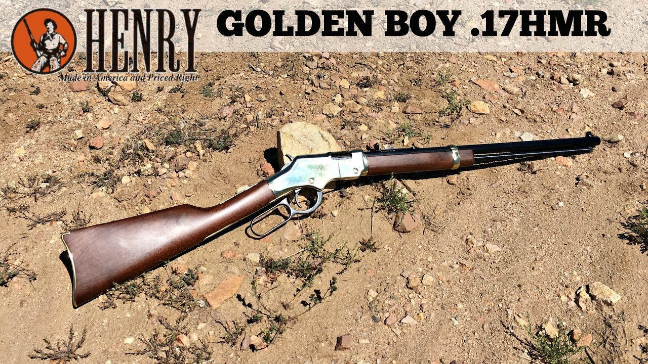Henry Golden Boy 17hmr Review Youtube