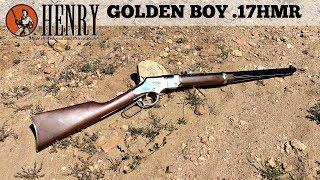 Henry Golden Boy 17HMR Review