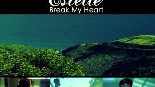 Estelle- Break My Heart Remix (feat. Swizz Beatz, Busta Rhymes, and Jadakiss)