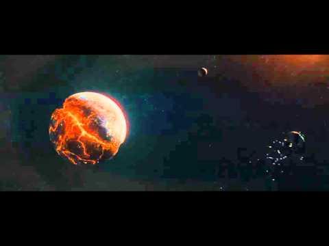 Man of Steel 1080p Krypton explodes
