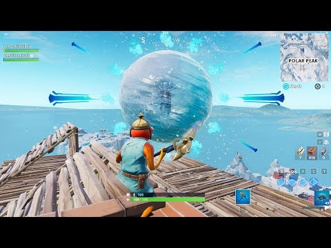 POLAR PEAK ICEBALL ACTIVATING RIGHT NOW (ICE KING FINAL STAGE EVENT LIVE) OFFICIAL 24/7 SPHERE WATCH