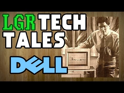 LGR Tech Tales - How Dell Dominated PCs