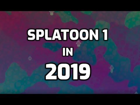 Splatoon 1 in