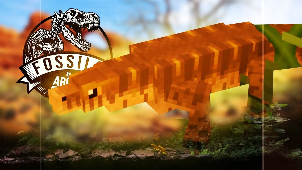 Let's Build A REPTILE HOUSE! | Minecraft Dinosaurs (Part 39)
