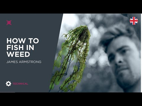 ***Carp Fishing TV***  How To Fish Effectively In Weed - James Armstrong