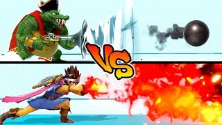 Super Smash Bros. Ultimate - Who has the Best Range? (Projectile Tier List)