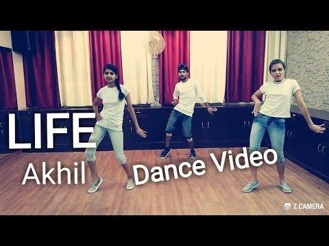 Life | Akhil | New Punjabi Song | Dance Choreography