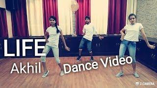 Life   Akhil   New Punjabi Song   Dance Choreography