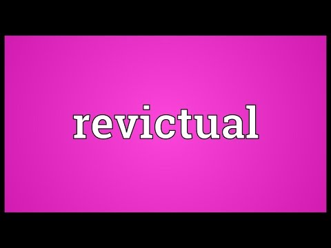 Header of revictual