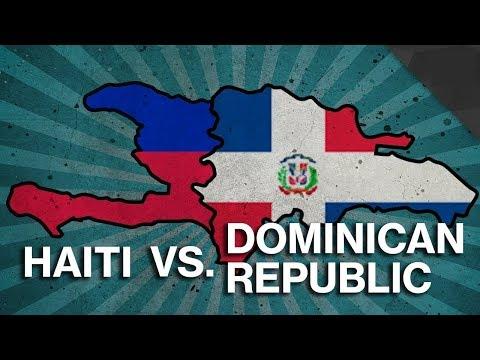 La Situación Haiti - República Dominicana