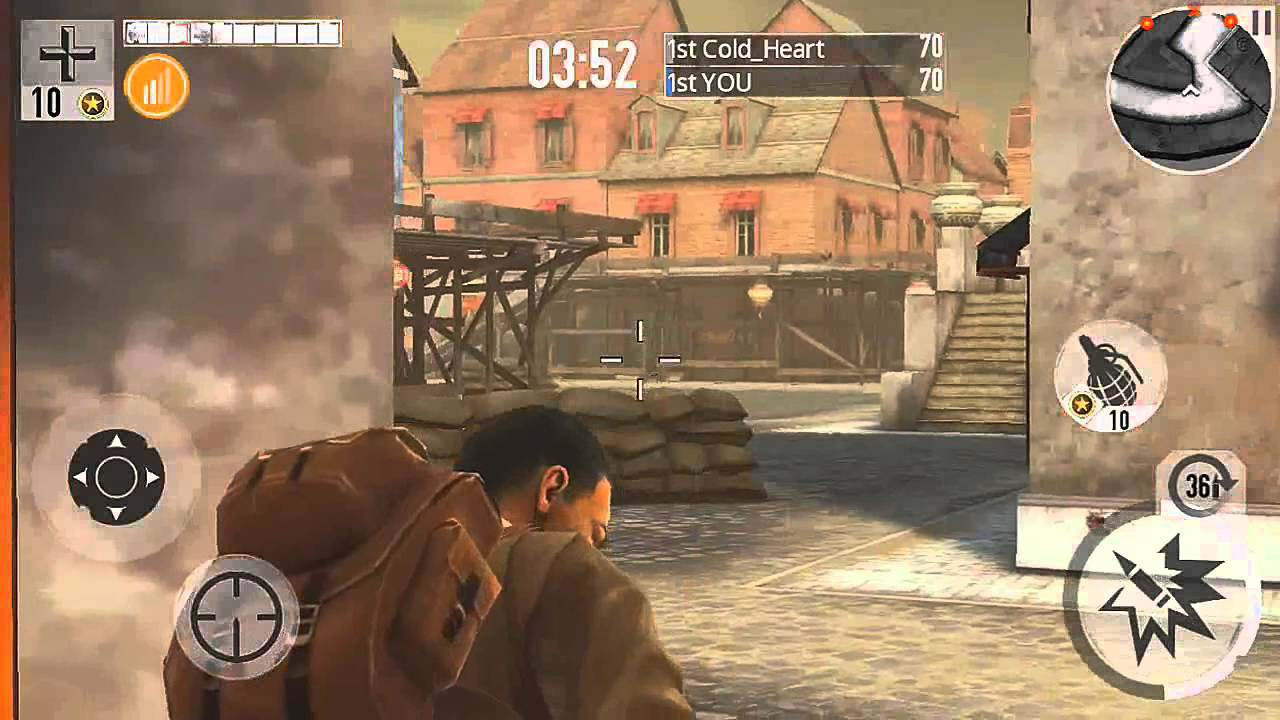 Download Brothers In Arms 3 Sons Of War - PVP Multiplayer Online #2