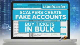 Ticketmaster Accused Of Scalping Tickets