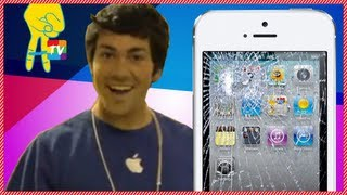 iPhone 5 Box Prank - Randomness