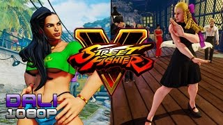 Street Fighter V Story Mode PC Gameplay 60fps 1080p