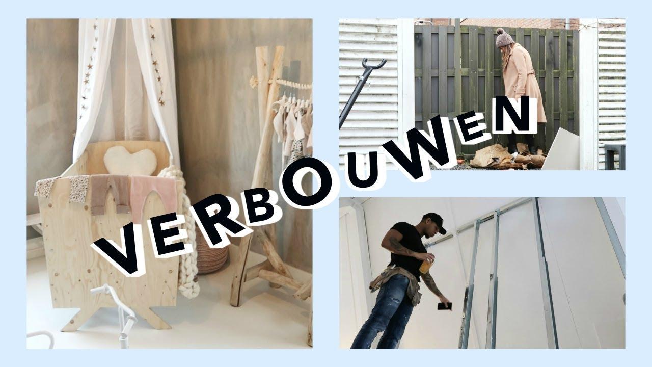 Babykamer Op Zolder : 💕👶🏽 babykamer veranderingen en zolder verbouwen! ○ vlog #472
