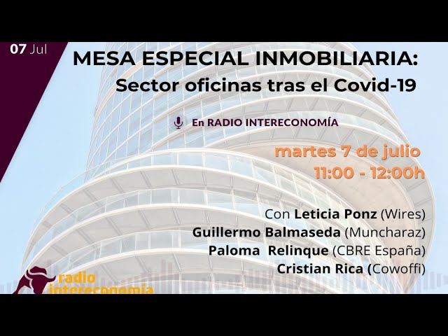 Guillermo Balmaseda en Radio Intereconomía.
