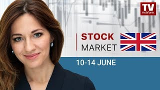 InstaForex tv news: Stock Market: weekly update (June 10 - 14)