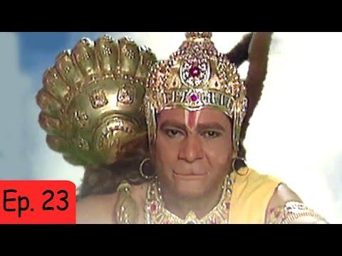 Jai Hanuman   Bajrang Bali   Hindi Serial - Full Episode 23